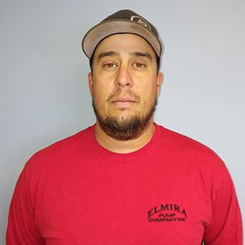 Andrew Germann, Elmira Pump Plant Manager