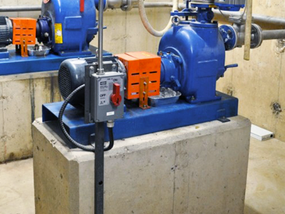 Waste Water Trash Pump
